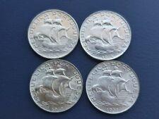 More details for portugal - república - 2 ½ escudos 1943/1944/1947 & 1951 - silver