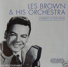 Les Brown & His Orchestra - Stompin' At The Savoy (CD 2001) VG++ 9/10