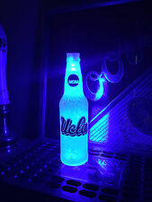 NCAA UCLA Bruins Football 12oz Beer Bottle Light LED Bar Man Cave