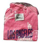 Los Angeles Dodgers Slugger N&N Creeper Clayton Kershaw Bodysuit- Pink 24M (2T)