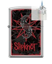 Zippo 28993 Slip Knot Goat Head Lighter & Z-PLUS INSERT BUNDLE