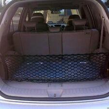 Universal Car Trunk Rear Cargo Organizer Storage Elastic Mesh Net Holder 4 Hooks