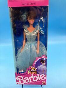 My First Barbie Glittering Ballerinia 3864 New