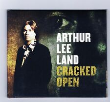 ARTHUR LEE LAND, CRACKED OPEN, DIGIPAK 2013, LYRIC SHEET INCLUDED, NEAR MINT