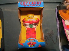 Looney Tunes Tweety Bird Cup Caddy NEW IN PACKAGE