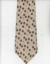 Fendi-[New $400]-Authentic-100% Silk Tie -Made In Italy-Fe23- Men's Tie