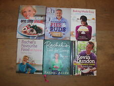 6 COOKERY BOOKS by VARIOUS AUTHORS *UK FREE POST* HB Mary Berry, PAUL HOLLYWOOD
