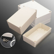 Waterproof Abs Plastic Electronics Project Box Enclosure Hobby Equipment Caaa