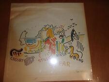 LP Crosby Stills Nash & Young So Far Atlantic 1974 Italy K 50023 STILL SEALED!