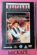 INVITATION TO A GUNFIGHTER - WESTERNS THE CLASSIC COLLECTION YUL BRYNNER DVD PAL