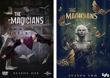 The Magicians: The Complete Season 1 & 2 (DVD, Sets) Brand New Free Shipping