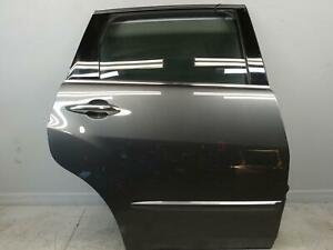 2007 - 2013 ACURA MDX OEM REAR RIGHT DOOR SHELL NH737MX *SCUFFS/SCRATCHES*