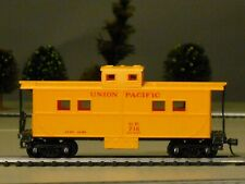 """HO scale  Union Pacific caboose,  U.P. 716  weighted  Mantua - """"Heavy"""""""
