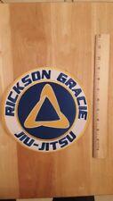 Rickson Gracie Large Jiu-Jitsu patch