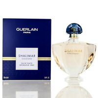 Shalimar Cologne for Women by Guerlain Eau De Toilette spray 3.0 Oz-New in box