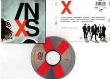 """INXS """"X"""" (CD) 1990"""