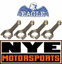 EAGLE H-BEAM CONNECTING RODS Honda Civic D16Z6 D16Y7 D16Y8 92-00 VTEC Turbo