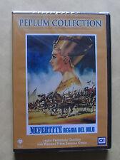 Nefertite Regina del Nilo - Peplum Collection DVD nuovo sigillato