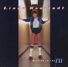 Living in the U.S.A. by Linda Ronstadt (CD, Oct-1990, Elektra (Label))