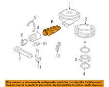 GM OEM Air Cleaner-Rear Intake Duct Tube Hose 25099607