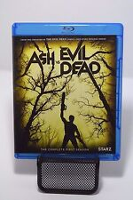 Ash vs Evil Dead: Season 1 (Blu-ray Disc, 2016, 2-Disc Set)
