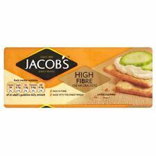Jacob's High Fibre Cream Crackers (200g) - Pack of 2