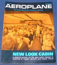 AEROPLANE JULY 17 1968 - NEW LOOK CABIN
