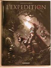 L EXPEDITION  ** TOME 1 LE LION DE NUBIE   ** EO NEUF MARAZANO/FRUSIN