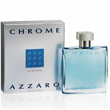 Azzaro Chrome Profumo Eau de Toilette Uomo 200ml Spray Vapo Originale
