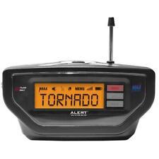 Alert Works Ear-10Wh Emergency Weather Hazard Radio - White