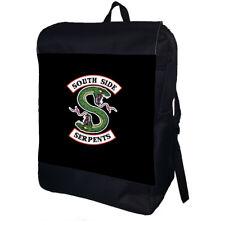 Southside Serpents Riverdale Personalised School College Shoulder Bag Backpack