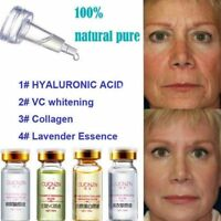 100% Pure Hyaluronic Acid Serum Hydration Anti-Aging Wrinkles Face Lift Serum