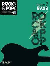Trinity Rock & Pop Exams: Bass Grade 7 by Trinity College London (Mixed media pr