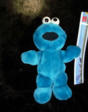 Sesame Street Tickle Me Cookie Monster TYCO 1997 Vintage Plush Toy Talking