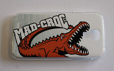 MAD CROC style plastic case to fit Samsung Galaxy S4 - KARTING