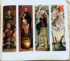 Disney Parks Haunted Mansion Stretching Portraits Art Print 22 x 28