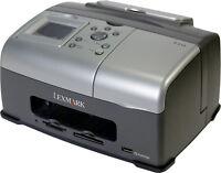 """Lexmark P315 Portable Photo Printer 4""""x6"""", open box"""