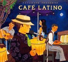 Putumayo Presents: Café Latino by Various Artists (CD, Sep-2013, Putumayo)