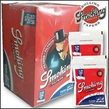 1 Box FILTRI SMOKING SLIM EXTRA LUNGHI 3600 Filtrini Long Size 1 Confezione