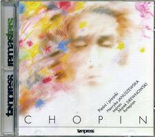 CD CHOPIN Pieśni i piosnki / Songs DREWNOWSKI JANUSZEWSKA