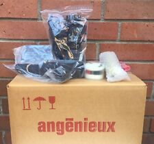 Angenieux T19x7.3 BESMD HD Lens with X2 Extender and Semi Servo Remotes Kit