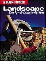 Black & Decker Landscape Design & Construction