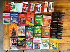 Huge Lot of ATARI 2600 vintage game cartridges and boxes from 1980's