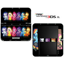 My Little Pony Friendship is Magic for New Nintendo 3DS XL Skin Decal Cover