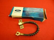 "NOS 68 69 Ford Mercury Disc Brake 12 1/4"" LH Front Brake Hose #C8AZ-2078-B"