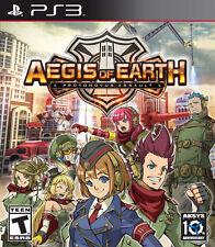 Aegis of Earth: Protonovus Assault PS3 New PlayStation 3, Playstation 3