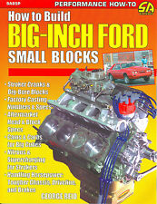 289, 302 BOSS ,302 ,351-BUILD BIG INCH FORD SMALL BLOCK