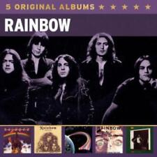 Rainbow - 5 Original Albums (2011) 5 CDs - original verpackt - Neuware