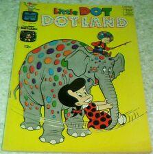 Little Dot Dotland 27 (FN 6.0) 1966 Richie Rich! 40% off Guide!