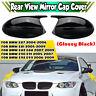 Glossy M3 Side Mirror Cover Caps For BMW E81 E82 E87 E88 E90 E91 E92 E93 PRE-LCI